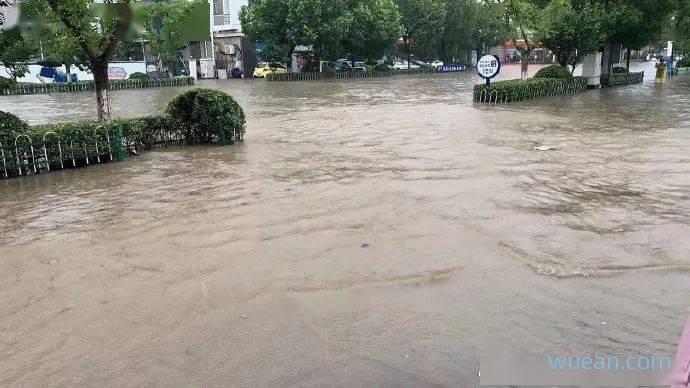 河南暴雨背后
